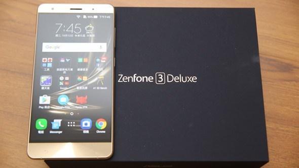 評測/ASUS ZenFone 3 Deluxe 首次旗艦手機