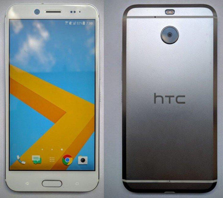 HTC Bolt 實機照片曝光,確認取消 3.5mm 耳機插槽