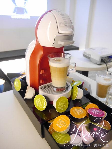 雀巢咖啡機Mini Me。只要1分鐘~在家享受美好時光