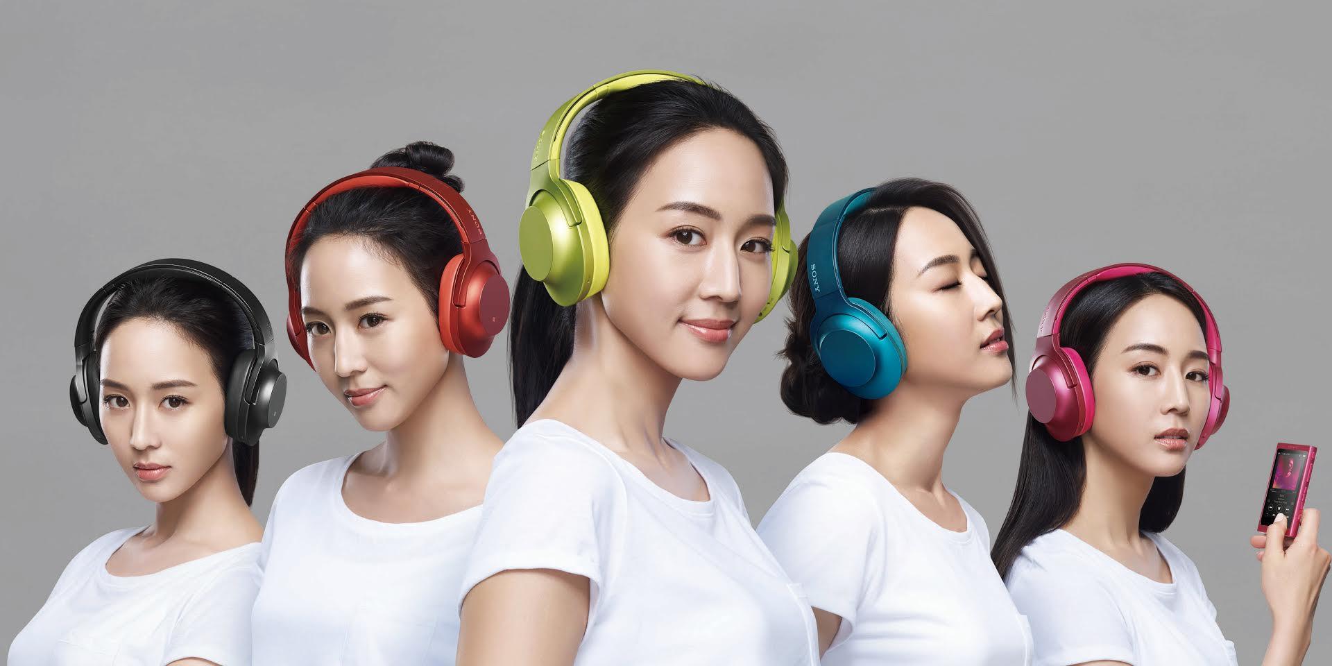 氣質女星張鈞甯代言Sony h.ear 系列耳機產品
