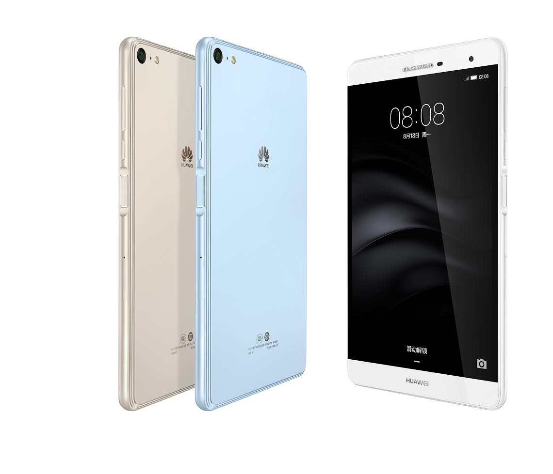華為在台推出新款通話平板 MediaPad T2 7.0 Pro 以及 TalkBand B3 通話手環
