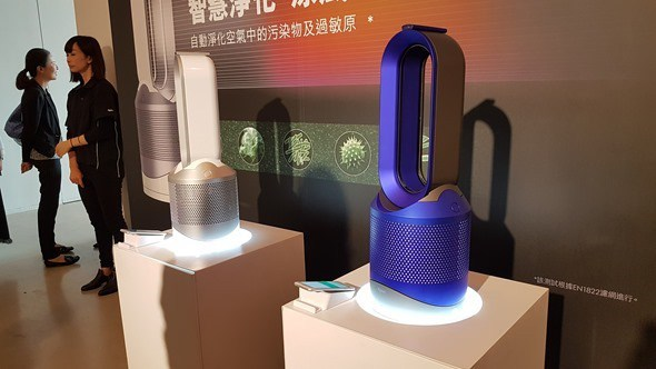 Dyson Pure Hot Cool Link 空氣倍增器,空氣清淨、暖氣、電扇三機一體
