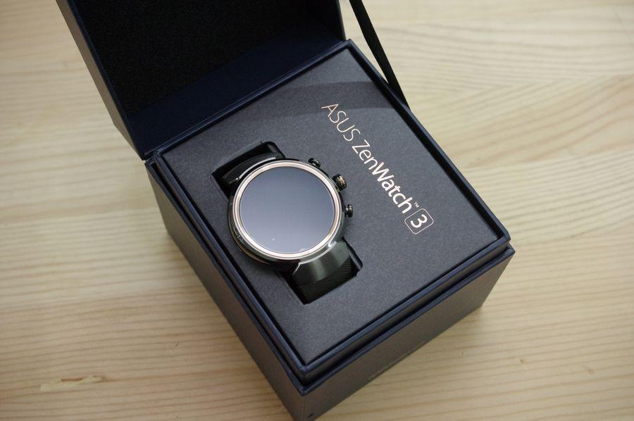 更有高級錶風範,華碩 ZenWatch 3 快速動眼看