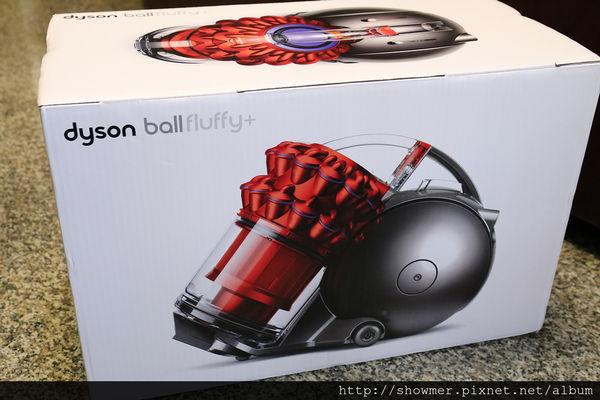 旅日必敗 Dyson Ball Fluffy+ CY24