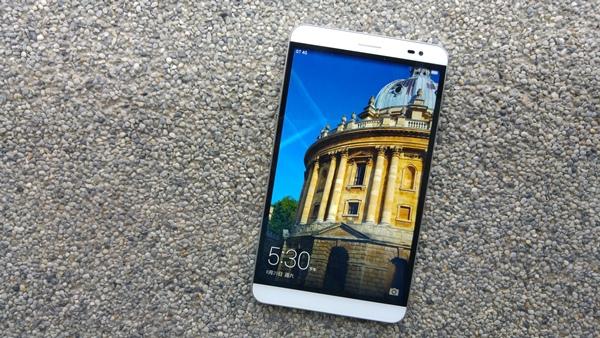 [開箱] 金屬4G雙卡雙待平板手機 HUAWEI MediaPad X2