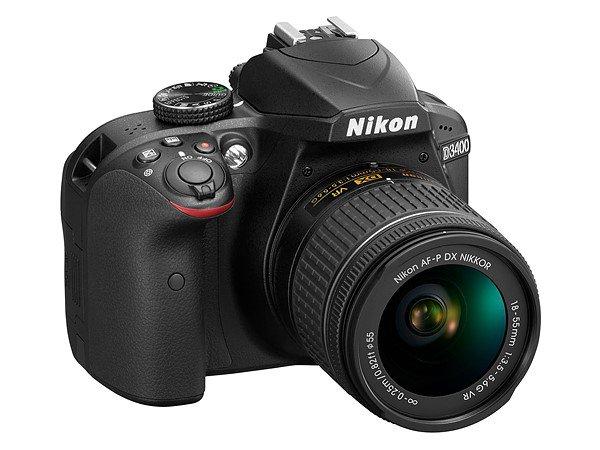 Nikon 入門級數位單眼相機產品線更新,發表 D3400