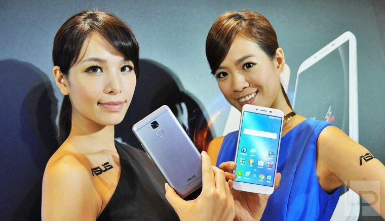 ASUS ZenFone 3 Max 4100mAh 大電量,有5.2和5.5兩種尺寸