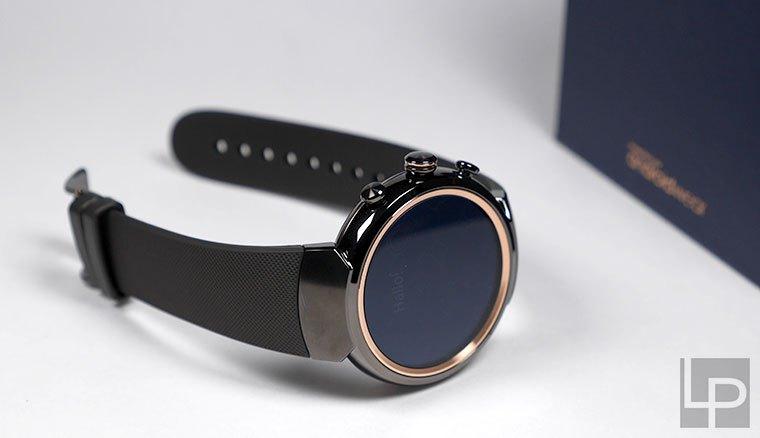 更勝以往的質感與使用體驗!ASUS ZenWatch 3智慧錶開箱動手玩
