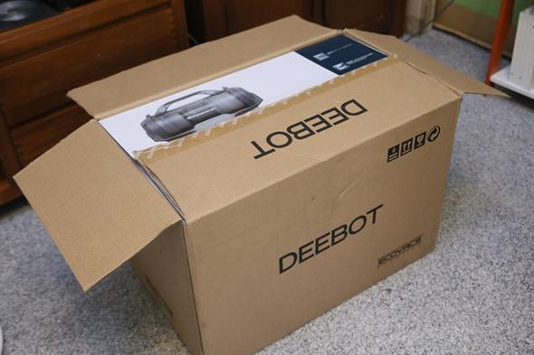 1機抵2機!ECOVACS DEEBOT D79 智慧掃地機器人,高處、狹縫也能輕鬆吸