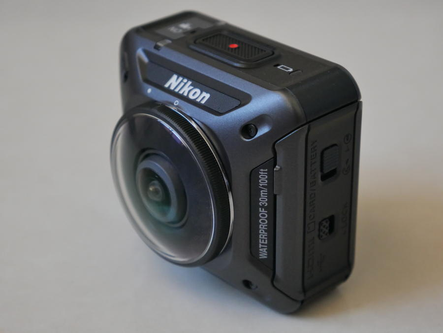 4K 360全景影片、防水防摔規格一次給你,Nikon KeyMission 360 實測動手玩