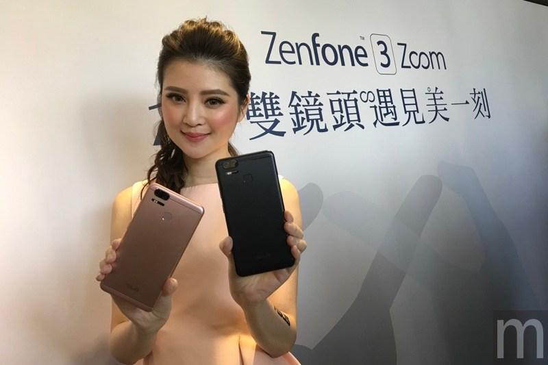 華碩拍攝神器ZenFone 3 Zoom上市,值得入手嗎?