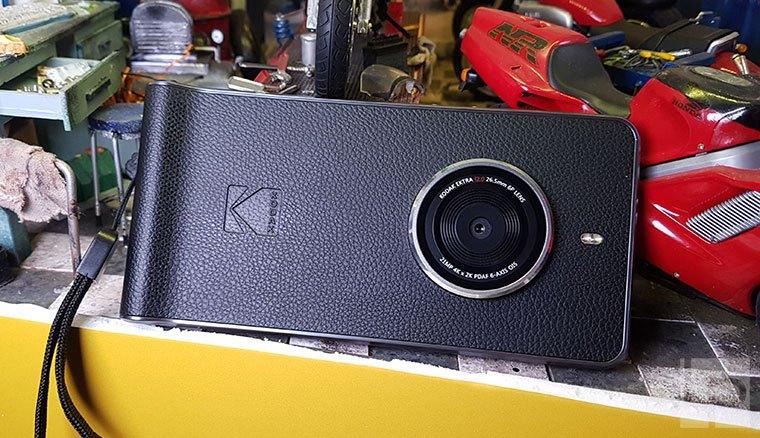 柯達照相手機登台!KODAK EKTRA訂價19900元