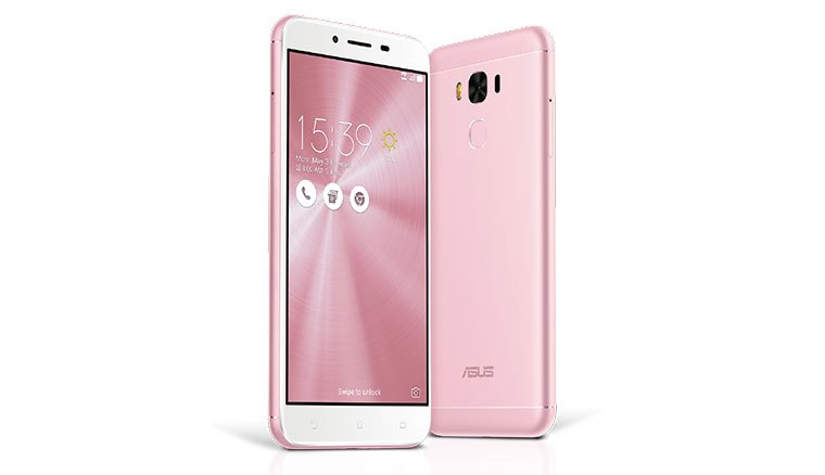 華碩電神機ASUS ZenFone 3 Max「瑰麗粉」上市,售價5990起