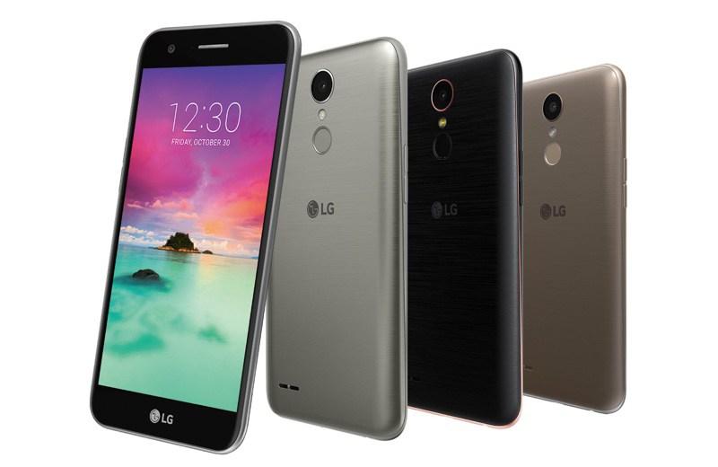 攜手掰掰啾啾 LG K系列、Stylus 3中階入門機種登台