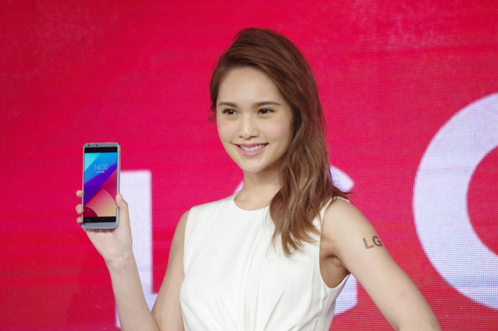 雙廣角鏡頭搭配 FullView 顯示器, LG G6 偕新一代 LG Watch 在台推出