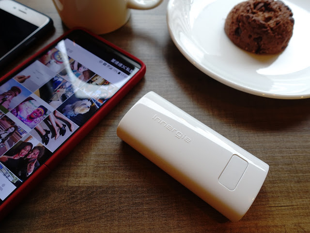 真正USB-C快充行動電源 Innergie PocketCell USB-C 6000