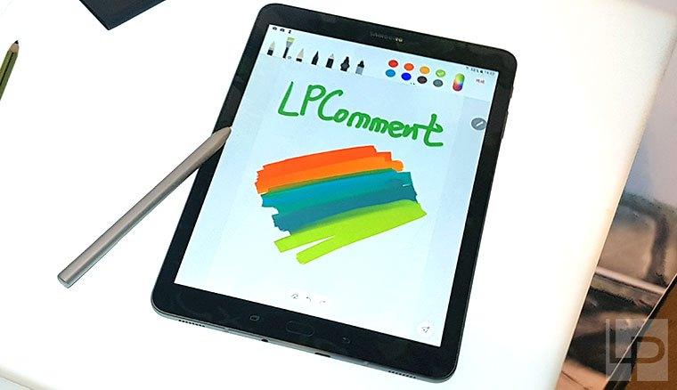 支援S Pen與AKG四喇叭:Samsung Galaxy Tab S3在台發表