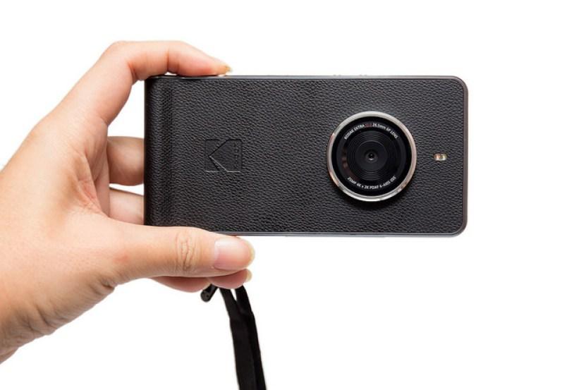 影像經典是否重生!懷舊復古味十足的柯達 Kodak Ektra 拍照手機!