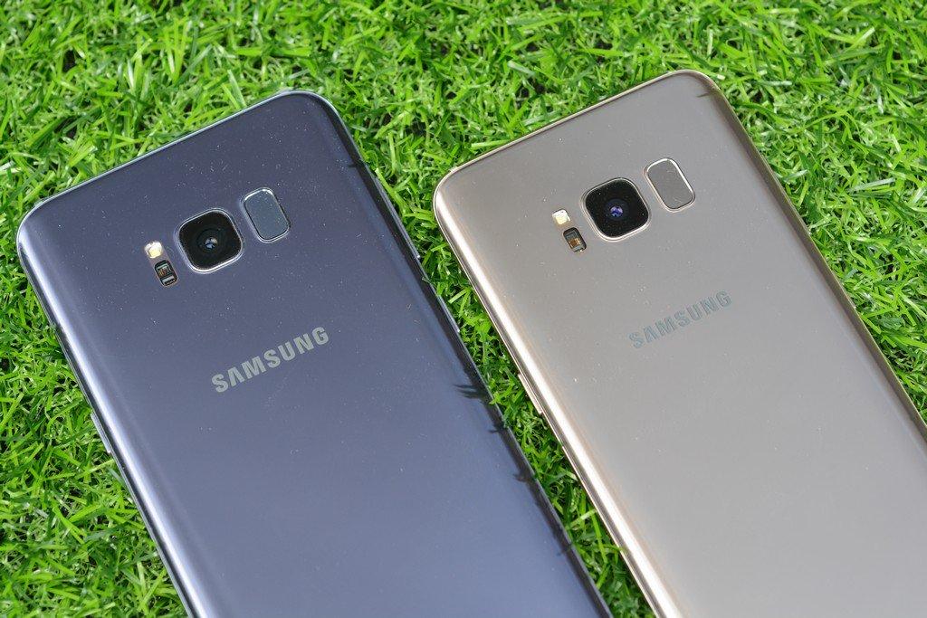 三星Galaxy S8、S8+怎麼挑比較好:電量、尺寸、影像多方比較