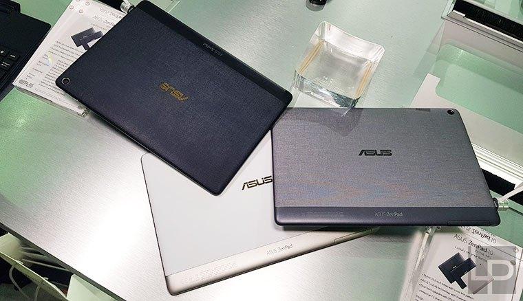 ASUS ZenPad 10 Z301追劇神器平板電腦即日上市