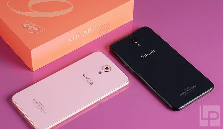 SUGAR S9糖果手機動手玩:甜美與聰明兼具、自拍美顏超讚!