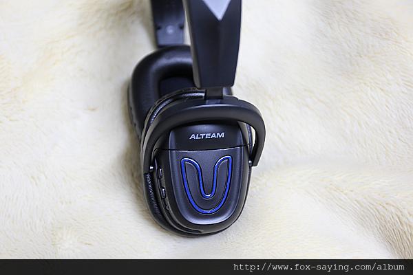 ALTEAM RFD-975W 無線耳機 擺脫線材的束縛 在房間每個角落都能聽見想聽的聲音