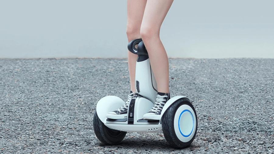 小米發表九號平衡車 Plus,具備自動跟隨、載物模式還能裝攝影機