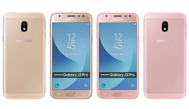 Samsung Galaxy J3 Pro八月初在台開賣,5500有找配備13MP相機與三獨立卡槽設計