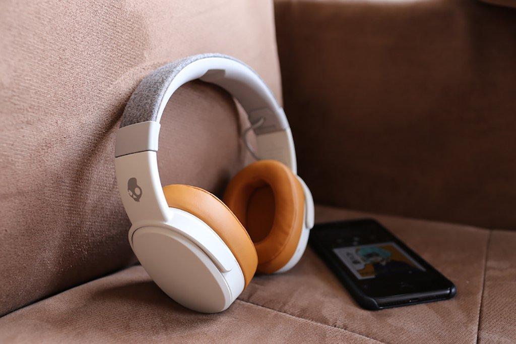 震撤心扉的無線新體驗 Skullcandy Crusher Wireless 誇許藍牙旗艦款耳罩式耳機
