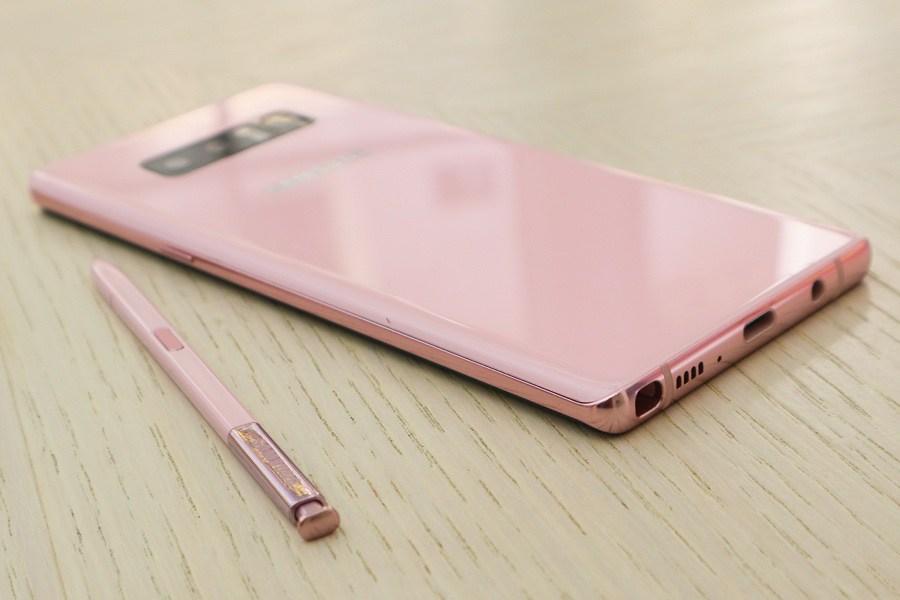 Galaxy Note 8將以29900元售價與全球同步上市 星紗粉要等10月