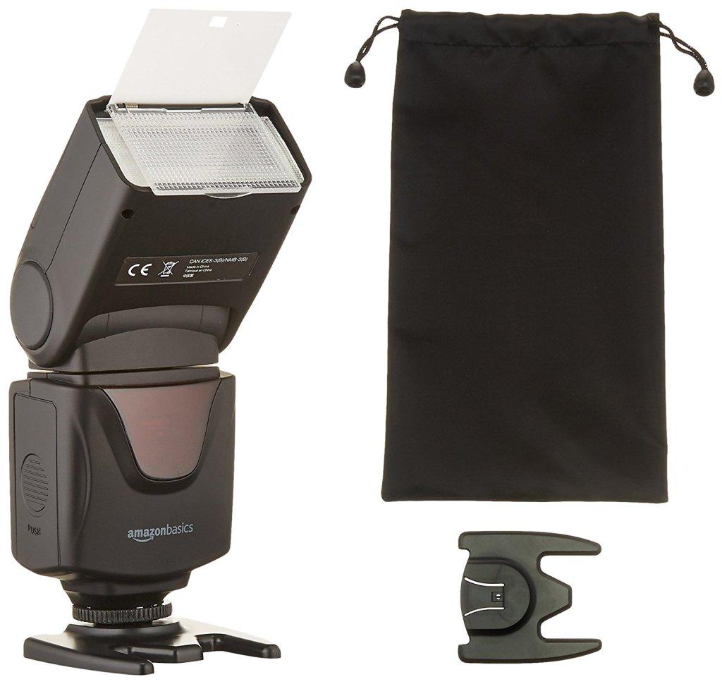 亞馬遜推自有品牌外接閃光燈 對應Nikon、Canon雙系統
