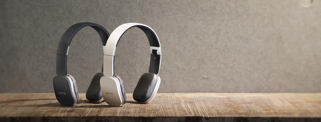 鎖定追劇族, OVO 推出強化低音的劇院耳機H1