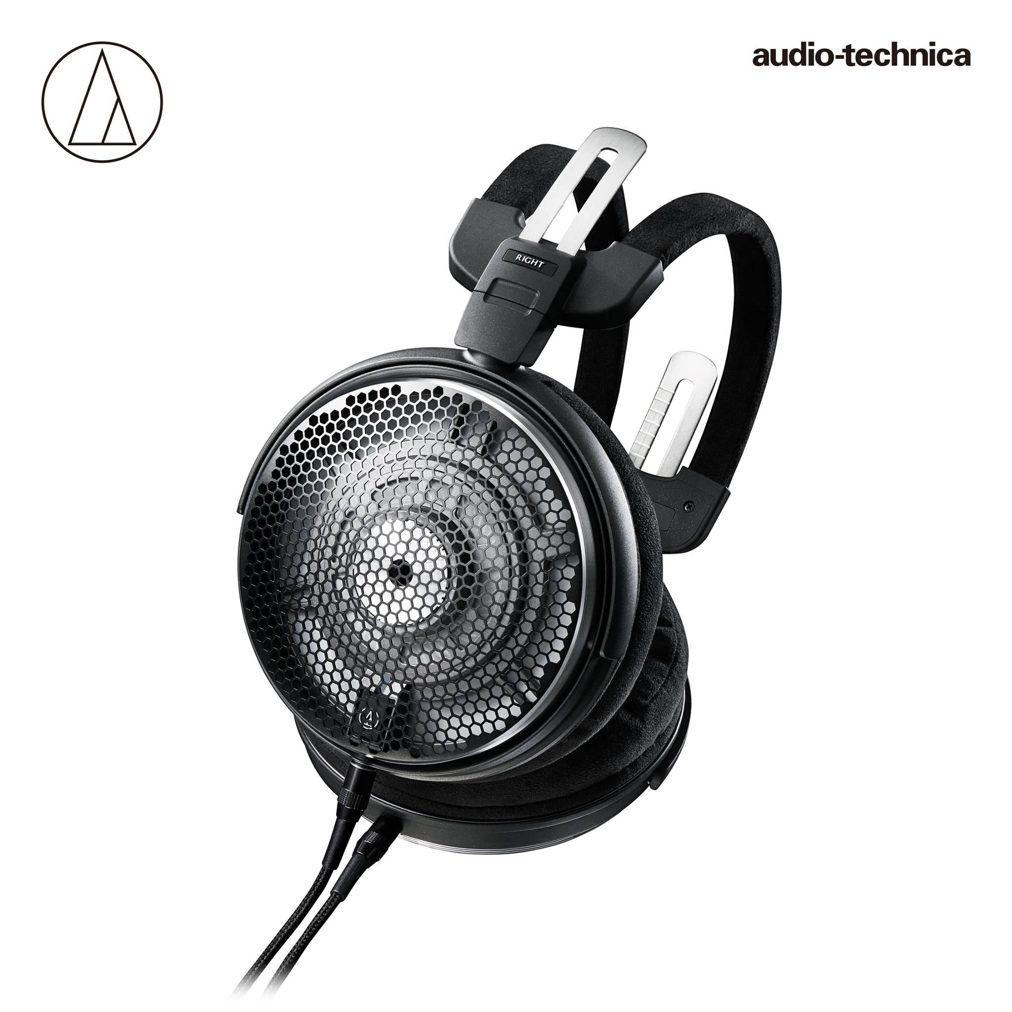鐵三角在香港 Hi-End AV 展會展示 ATH-ADX5000 開放旗艦耳機與 ATH-MSR7 限定色