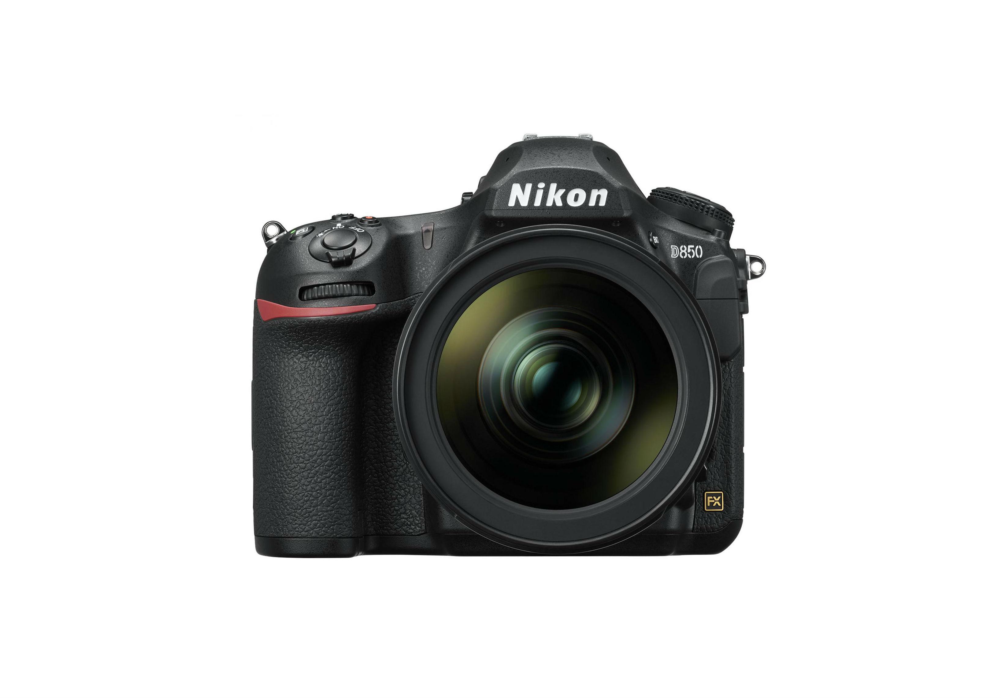 Nikon D850單機身114850元 28項新功能加持
