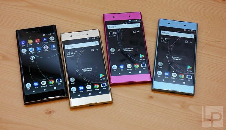 5.5吋「超級中階機」Sony Xperia XA1 Plus正式登台 (SBH24藍牙耳機同步推出)