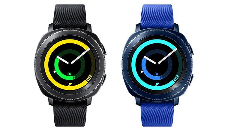 新款Gear Sport智慧手錶及Gear IconX無線運動藍牙耳機