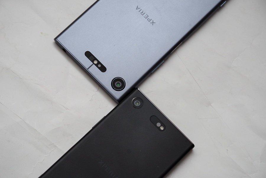 滿足不同手感渴望雙旗艦策略, Sony Xperia XZ1 / XZ1 Compact 動手玩