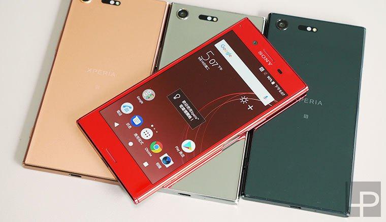 動手玩/Sony Xperia XZ Premium「鏡紅」新色開賣,安卓8.0版本同步推出