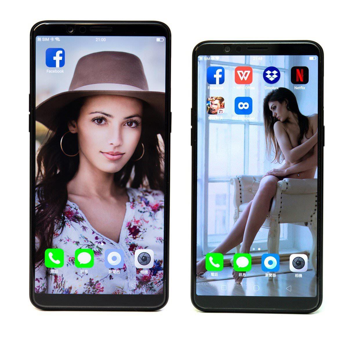 更大的螢幕更大的電池!Oppo R11s Plus  快速動手玩 + 規格比一比!