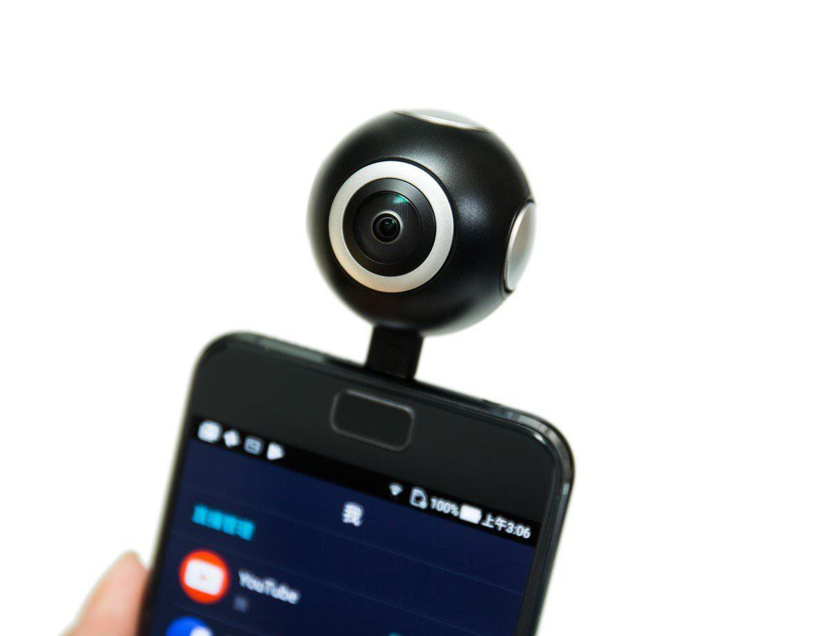 輕鬆入手簡單用!ASUS 360 相機一裝就用!