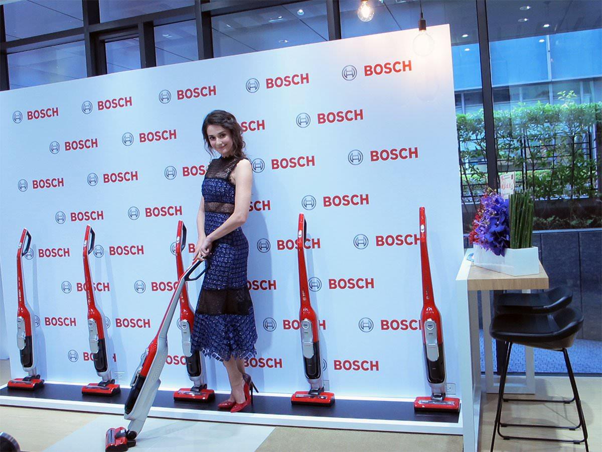 毛髮剋星Bosch寵物塵螨無線吸塵器BCH73PETTW續航力最高75分鐘