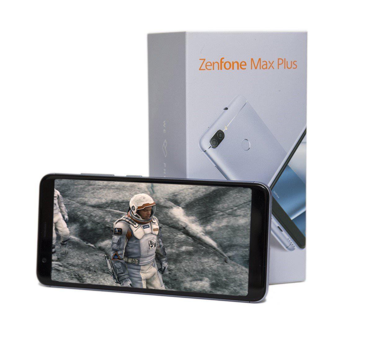 全螢幕電力怪獸!廣角雙鏡頭! ASUS ZenFone Max Plus (M1) 輕鬆入手免七千!