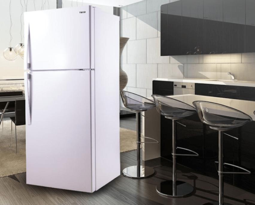 TECO R4877XW 東元變頻雙門冰箱 , 不只省電升級功能更多元!把極、簡、美帶進居家生活