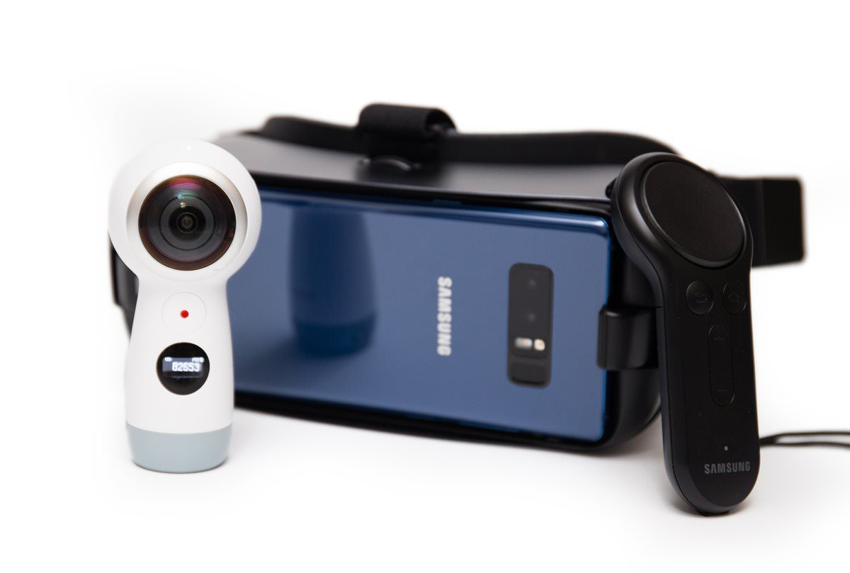 新版更厲害好用!更貼心全方位!三星 Gear VR 虛擬實境 / Gear 360 全景相機更新報告!