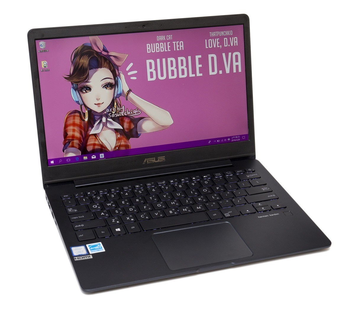 12 吋身軀塞入 13.3 吋!不到一公斤 ASUS ZenBook 13 最輕薄的全能筆電!