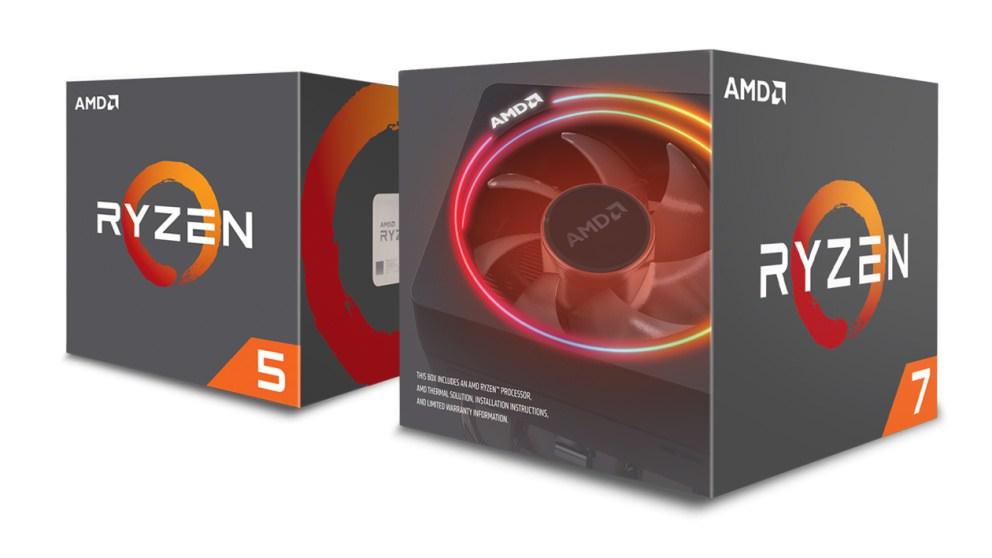 AMD第二代Ryzen處理器揭曉 導入12nm、Zen+架構、對應X470晶片組