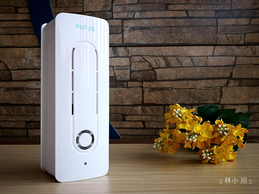 開箱!PURUS air 智慧空氣清淨機 (靜音版) 讓長時間待在辦公室的你有乾淨舒爽的空氣品質