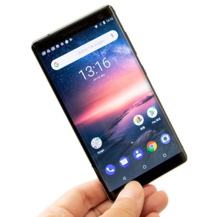 【開箱】Nokia 8 Sirocco 性能電力實測 / 相機實拍 / 規格表
