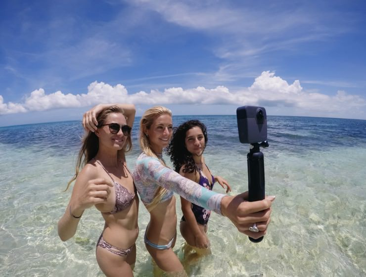 GoPro全景相機Fusion發佈「全景採集」功能,開創全景視頻全新編輯方式!
