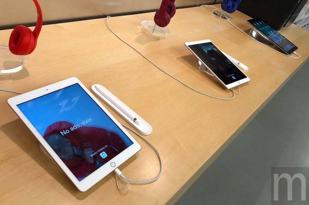 【直擊】新款9.7吋iPad 化身成為學習利器,支援Apple Pencil手寫功能!